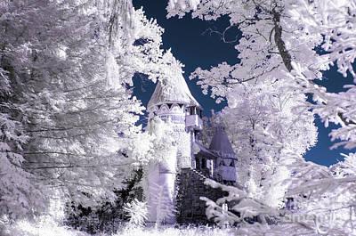 Fantasy In The Woods Art Print by Jeffrey Miklush
