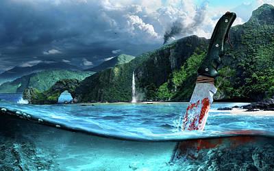 Digital Art - Far Cry 3 by Super Lovely