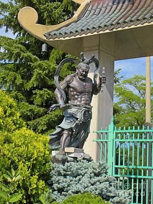 Far East Warrior Original by John Malone