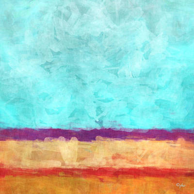 Digital Art - Far Horizon by Paulette B Wright