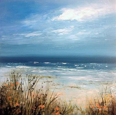 Painting - Far Horizon by Valerie Travers