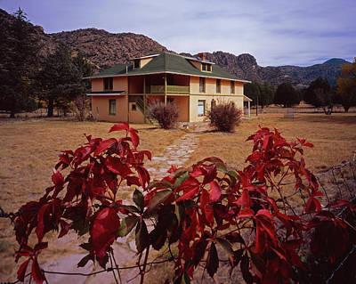 Photograph - Faraway Ranch by Tom Daniel