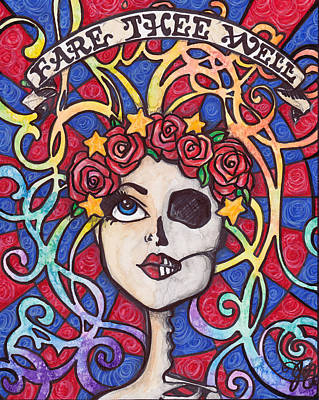 Painting - Fare Thee Well by Jennifer  Love-Gironda