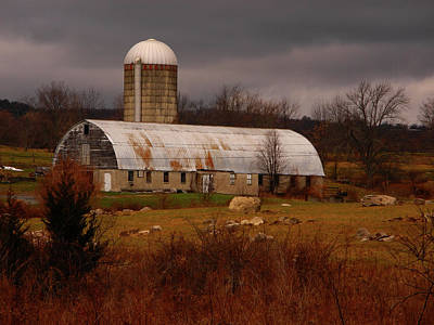 Photograph - Farm Along The Appalachian Trail by Raymond Salani III