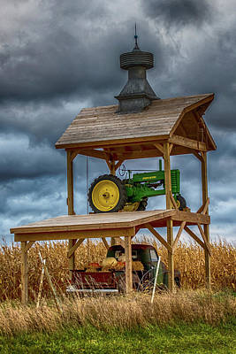 Farm Scene Photograph - Farm Art by Paul Freidlund
