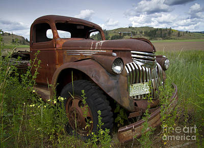Photograph - Farm Boy by Idaho Scenic Images Linda Lantzy