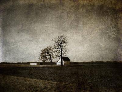 Photograph - Farm by Cynthia Lassiter