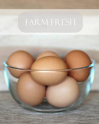 Photograph - Farm Fresh by Inspired Arts