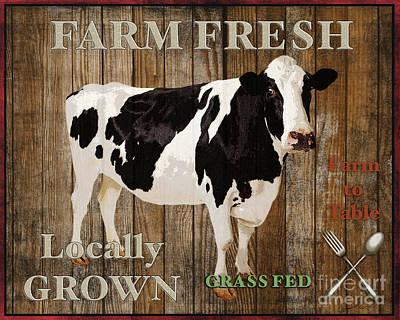 Farm Fresh-jp2128 Original by Jean Plout