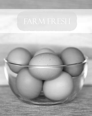 Photograph - Farm Fresh Vintage by Inspired Arts