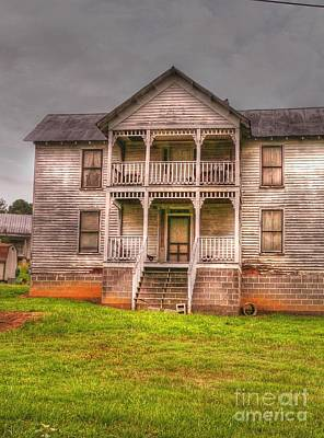 Photograph - Farm House by David Bearden