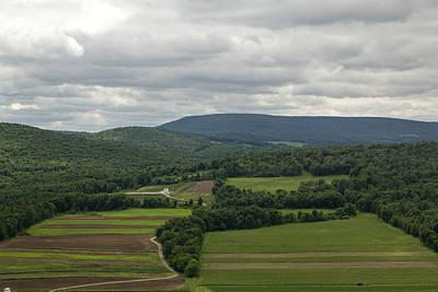 Photograph - Farm Land by Frank Morales Jr