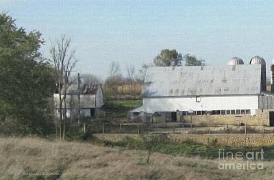 Photograph - Farm Land by Kathie Chicoine