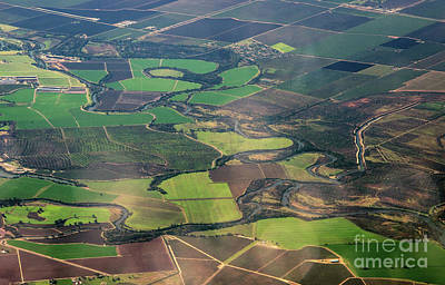 Photograph - Farm Land by Mae Wertz
