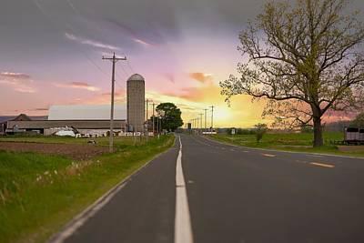Photograph - Farm Life by James Meyer