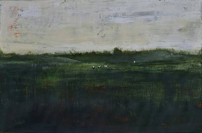 Painting - Farm Pasture by Terri Einer