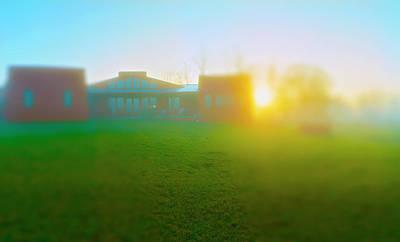 Photograph - Farm Sunrise  by Jan W Faul