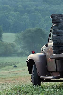 Photograph - Farm Truck by Nicki McManus