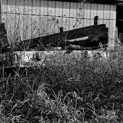 Photograph - Farm Wagon by Patrick M Lynch