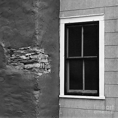 Photograph - Farm Window by Patrick M Lynch