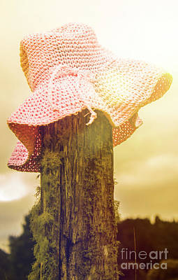 Bonnet Photograph - Farmer Girls Still Life by Jorgo Photography - Wall Art Gallery
