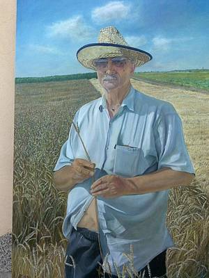 Farmer  Original by Pavle Kraguljac