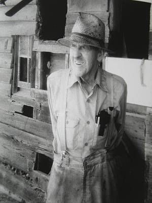 Wall Art - Photograph - Farmer Taylor by Lucy Moorman
