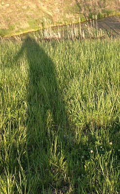 Scifi Portrait Collection - Farmers Field by Dawn Richerson