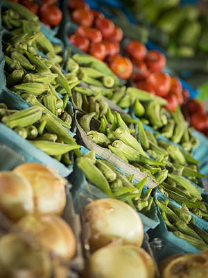 Photograph - Farmers Market IIi by Van Sutherland