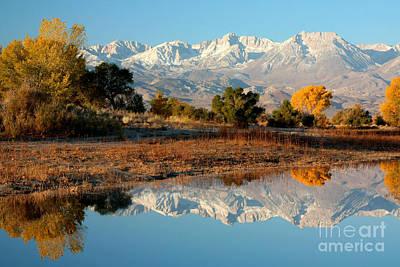 Photograph - Farmer's Pond by Frank Townsley