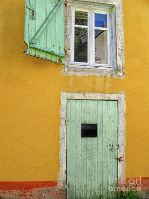 Photograph - Farmhouse In France by Patricia Hofmeester