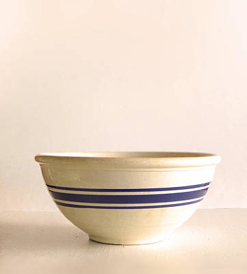 Photograph - Farmhouse Kitchen Bowl by Colleen VT
