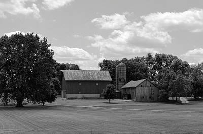 Photograph - farmhouse No.2 by Tom Druin