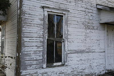 Design Turnpike Books Royalty Free Images - Farmhouse Window Royalty-Free Image by Jeff Roney