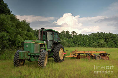 Photograph - Farming America by Dale Powell