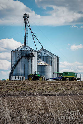 Photograph - Farming Country by Joann Long