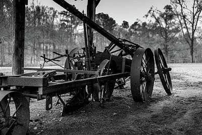 Photograph - Farming Equipment by Doug Camara