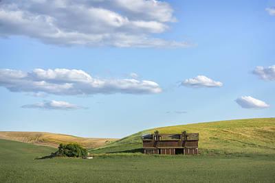 Photograph - Farming In Washington by Jon Glaser
