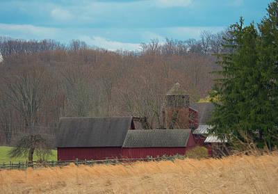 Photograph - Farmland by Paul Ross