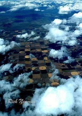 Photograph - Farmland by Rich Neuman