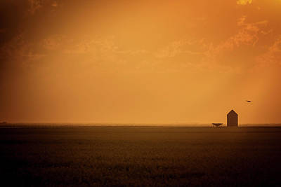 Photograph - Farmland by Windy Corduroy