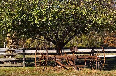 Photograph - Farmtime by Douglas Barnett