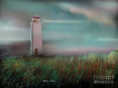 Photograph - Faro De Laxe by Alfonso Garcia