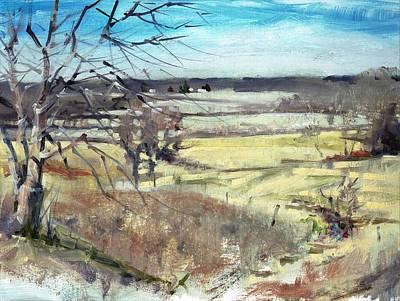 Farraway Vista Art Print by Spencer Meagher