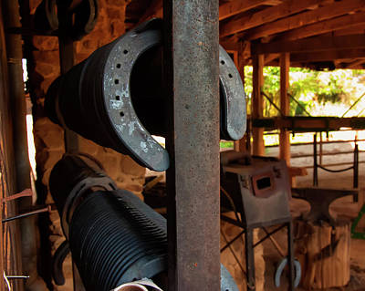 Photograph - Farriers Station by Chris Flees