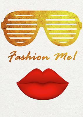 Fashion Digital Art - Fashionable - 4 by Prar Kulasekara