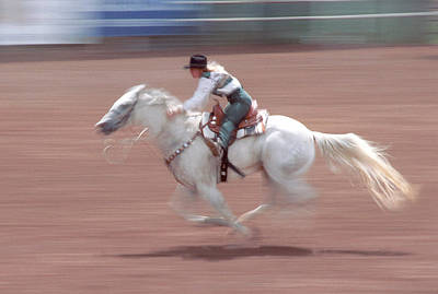Photograph - Fast Pony by Jerry McElroy