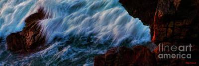 Photograph - Fast Splash by Blake Richards