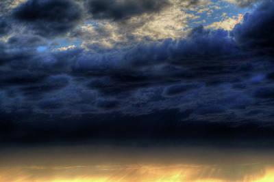 Digital Art - Fast Storm by Patrick Groleau