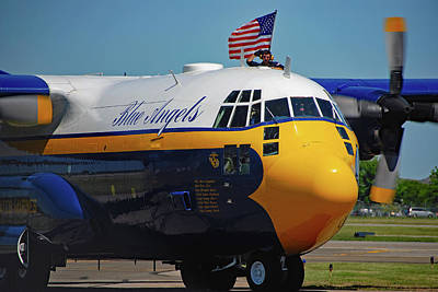 Photograph - Fat Albert Nose by John Schneider